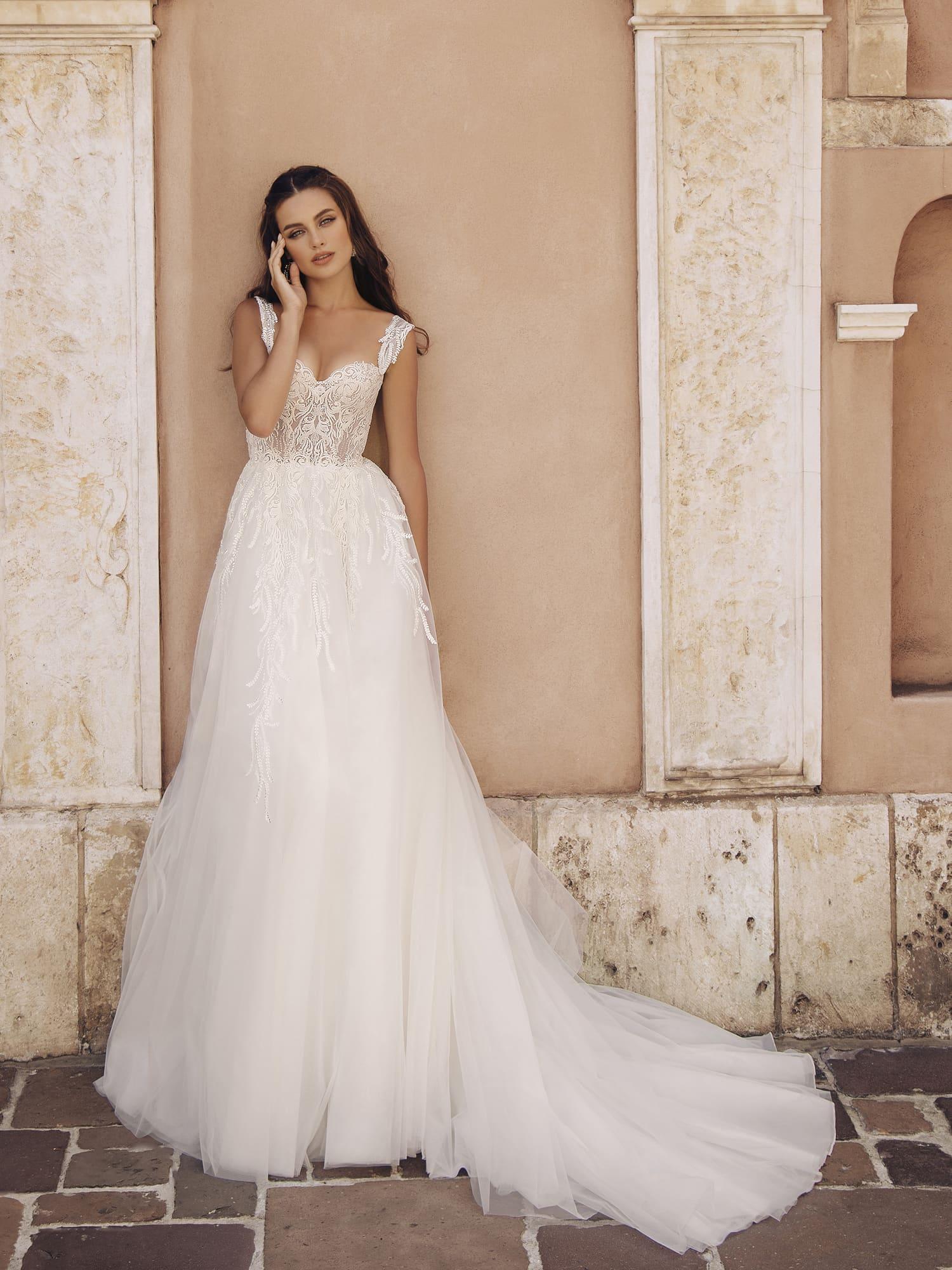 2e1f9004ee5 Свадебное платье Ariamo Montana ▷ Свадебный Торговый Центр Вега в ...