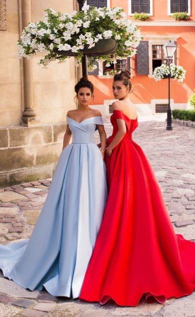 eece3dddbcc Вечерние платья 2019 ▷ Свадебный Торговый Центр Вега - Москва