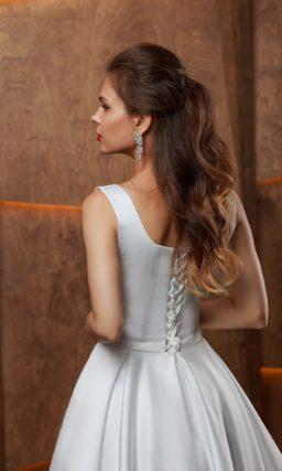 Короткое платье на маленький рост