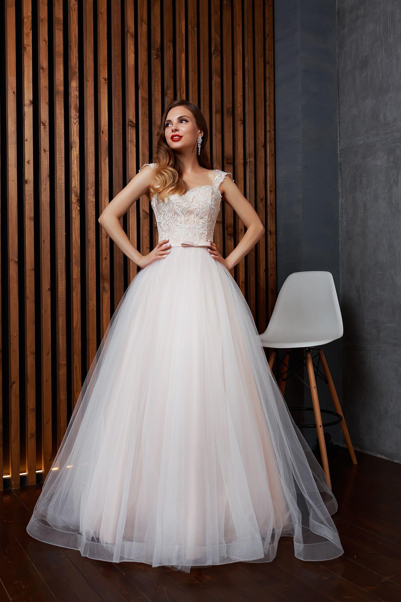 173cee3ef87b645 Свадебное платье Sellini Селена ▷ Свадебный Торговый Центр Вега в ...