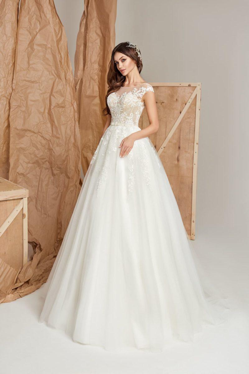 Изящное платье «принцесса»