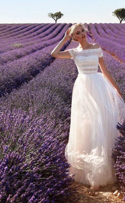 свадебное платье для юных девушек