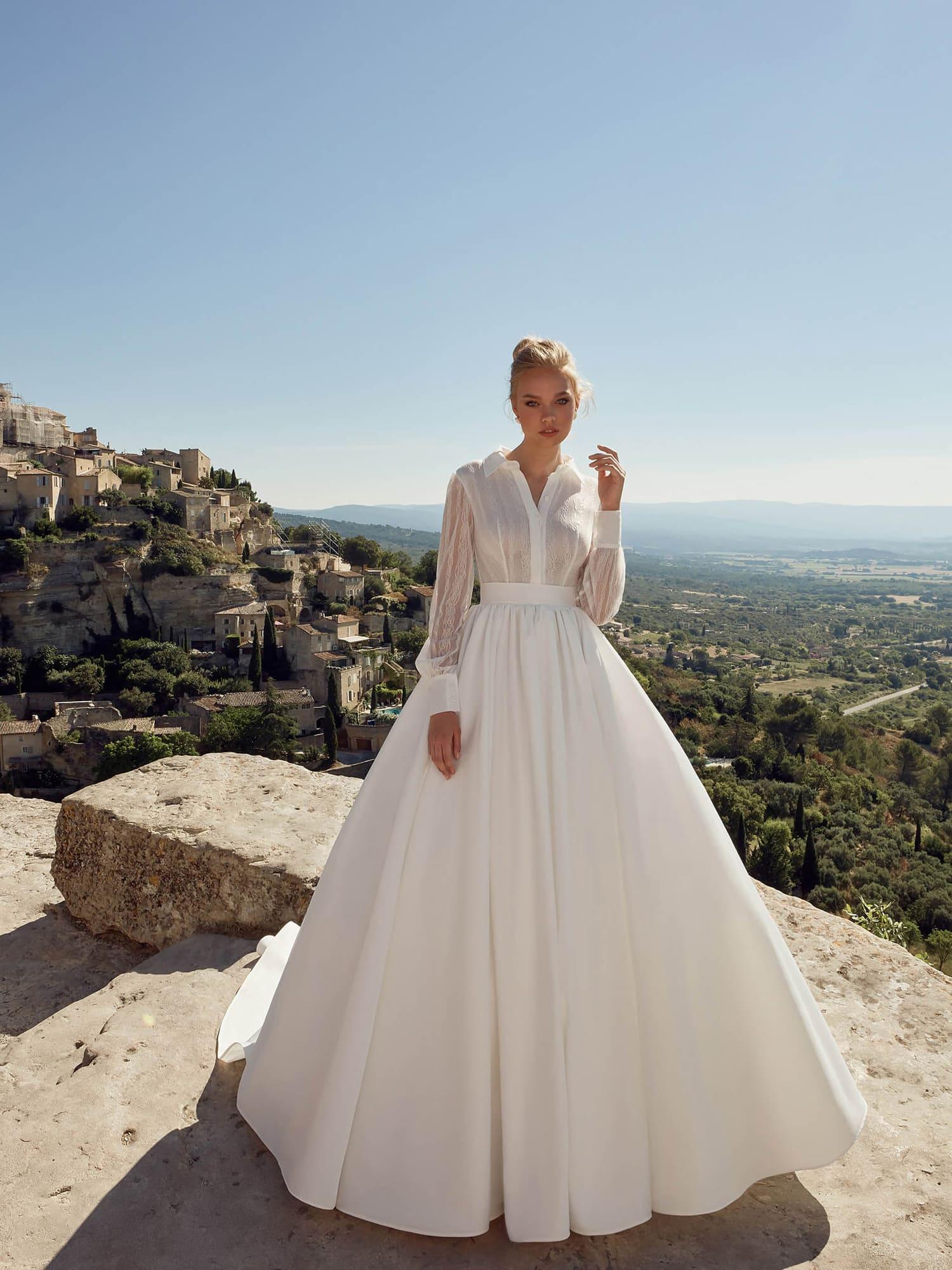 Новые Коллекции Свадебных Платьев 2021