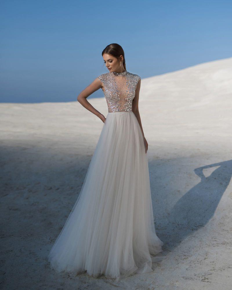 Сексуальное свадебное платье
