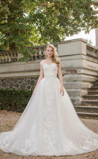 bf3569e1dad Самые красивые свадебные платья  150 лучших фото ▷ Свадебный ...