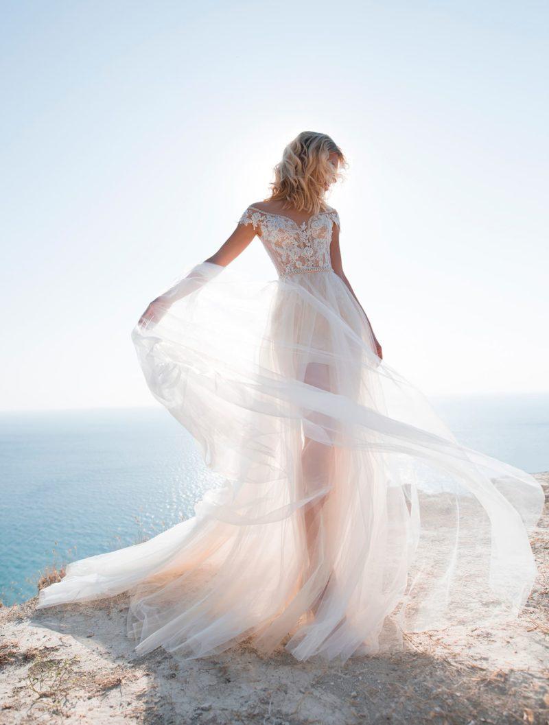 Уникальное модное свадебное платье-трансформер