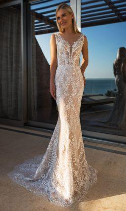 Кружевное свадебное платье «трансформер»