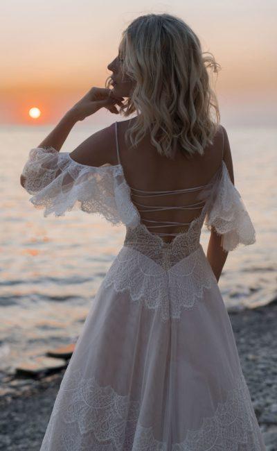 Бабы пентхаус, королева сексуальная девушка длинная платье она снимает так красива