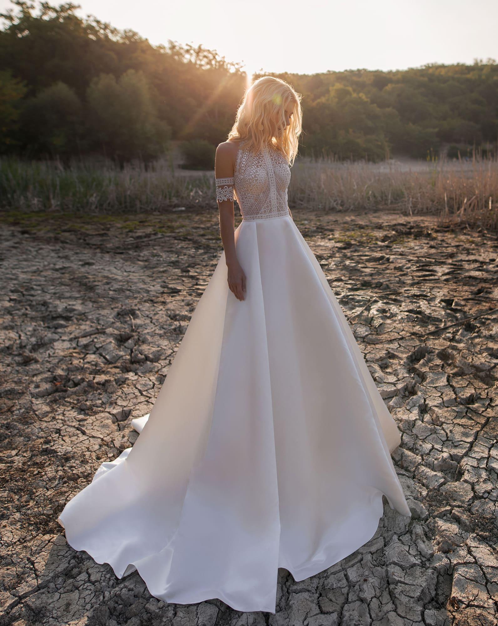 bf87804847e3ba5 Свадебное платье Анна Кузнецова Rubi ▷ Свадебный Торговый Центр ...