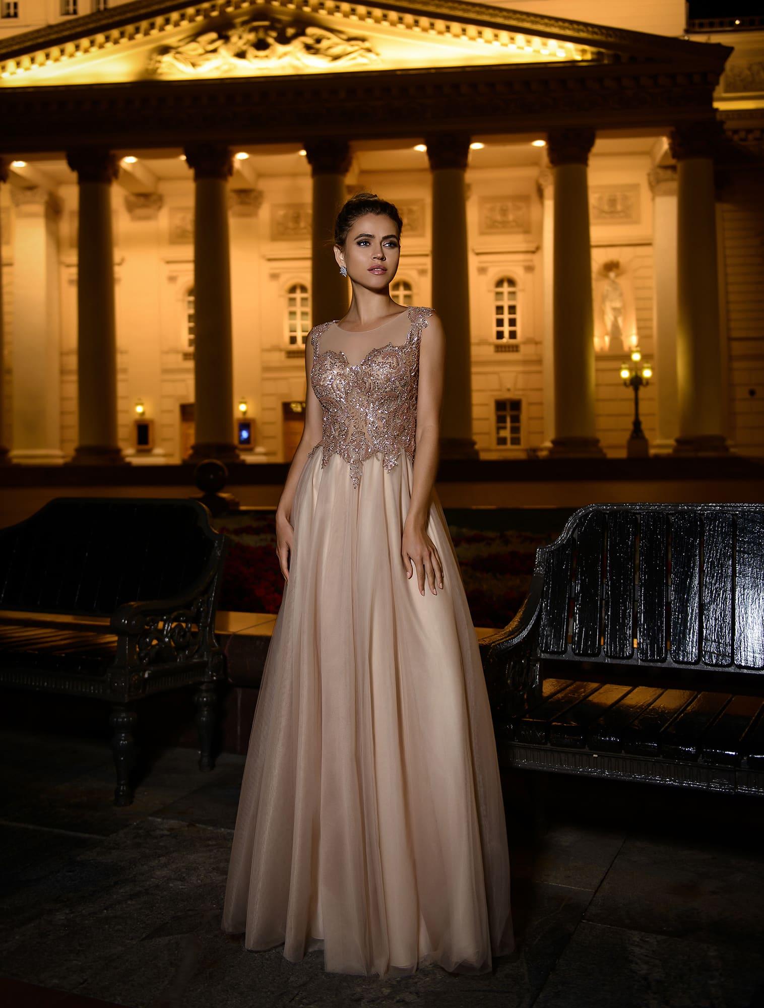 f859dd56524ad7e Вечернее платье Prestige VV108 ▷ Свадебный Торговый Центр Вега в Москве