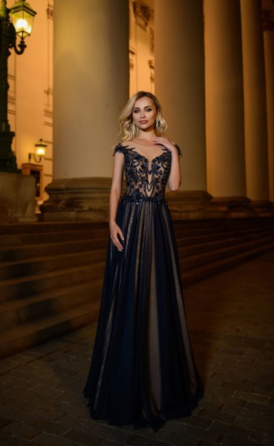 вечернее платье для торжественного выхода