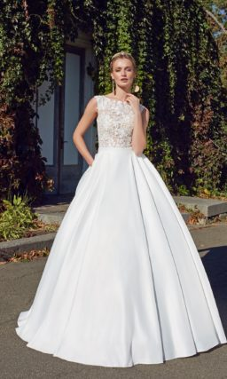 Европейское свадебное платье