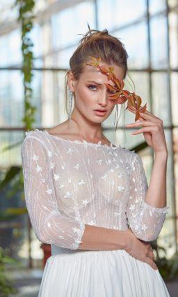 минималистичное приталенное платье