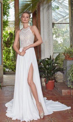Свадебное платье для лета