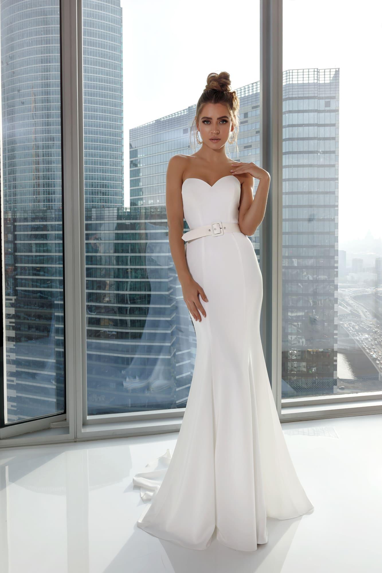 2bbf294cbd4 Вечернее платье Nora Naviano 31412A 1 ivory ▷ Свадебный Торговый Центр Вега  в Москве