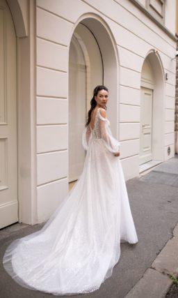 Свадебное платье в восточном стиле