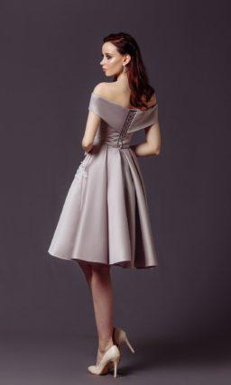 Выпускное платье до колен