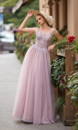 Выпускное платье в пол