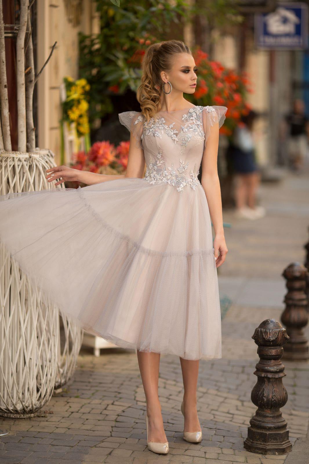 вечернее платье миди купить чебоксары