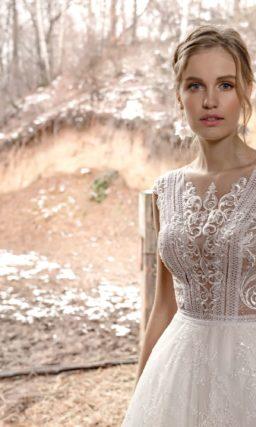 платье с классическим силуэтом