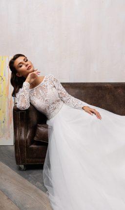 Свадебное короткое платье-трансформер
