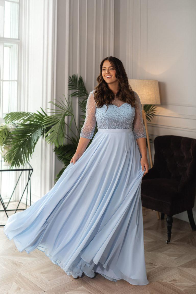 Свадебное платье Naviblue Bridal 32524C Mint PS — купить в