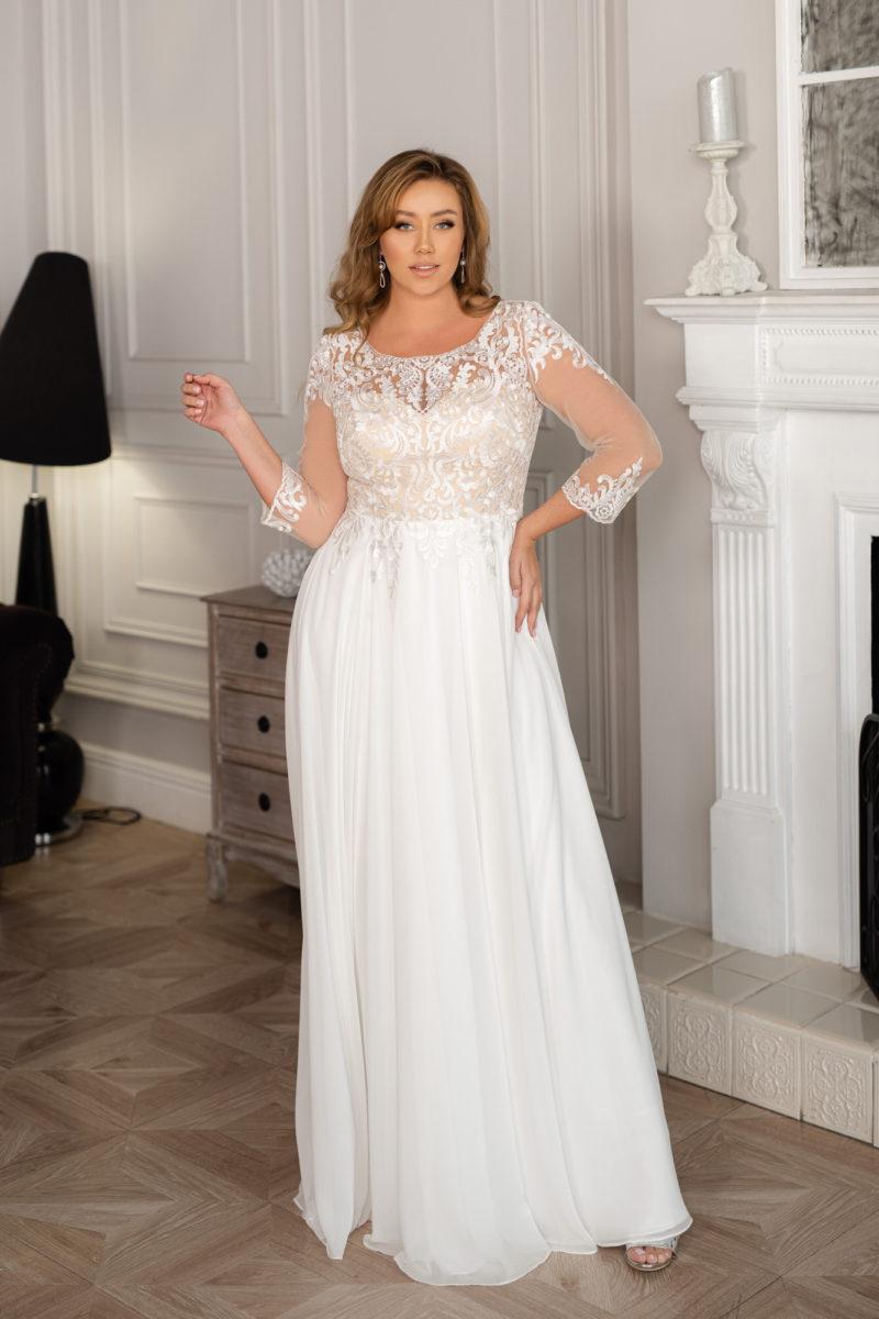 Свадебное платье Naviblue Bridal 32405C Navy — купить в