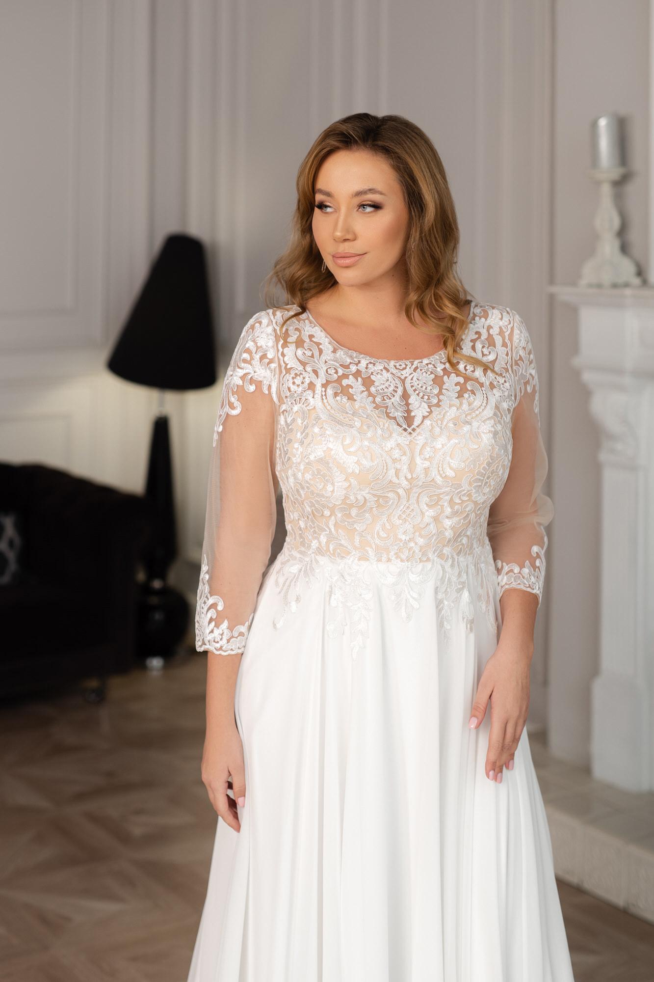 Свадебное платье Naviblue Bridal 32163 Navy PS — купить в