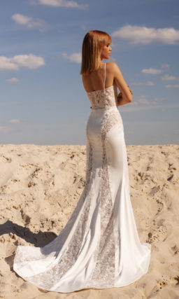 Платье рыбка из плотной ткани