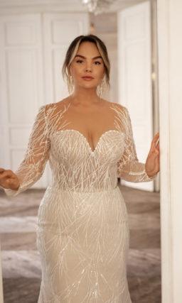 Платье-трансформер на полную девушку