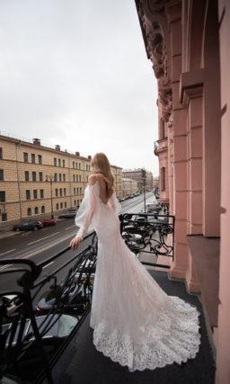 Cвадебное платье русалка