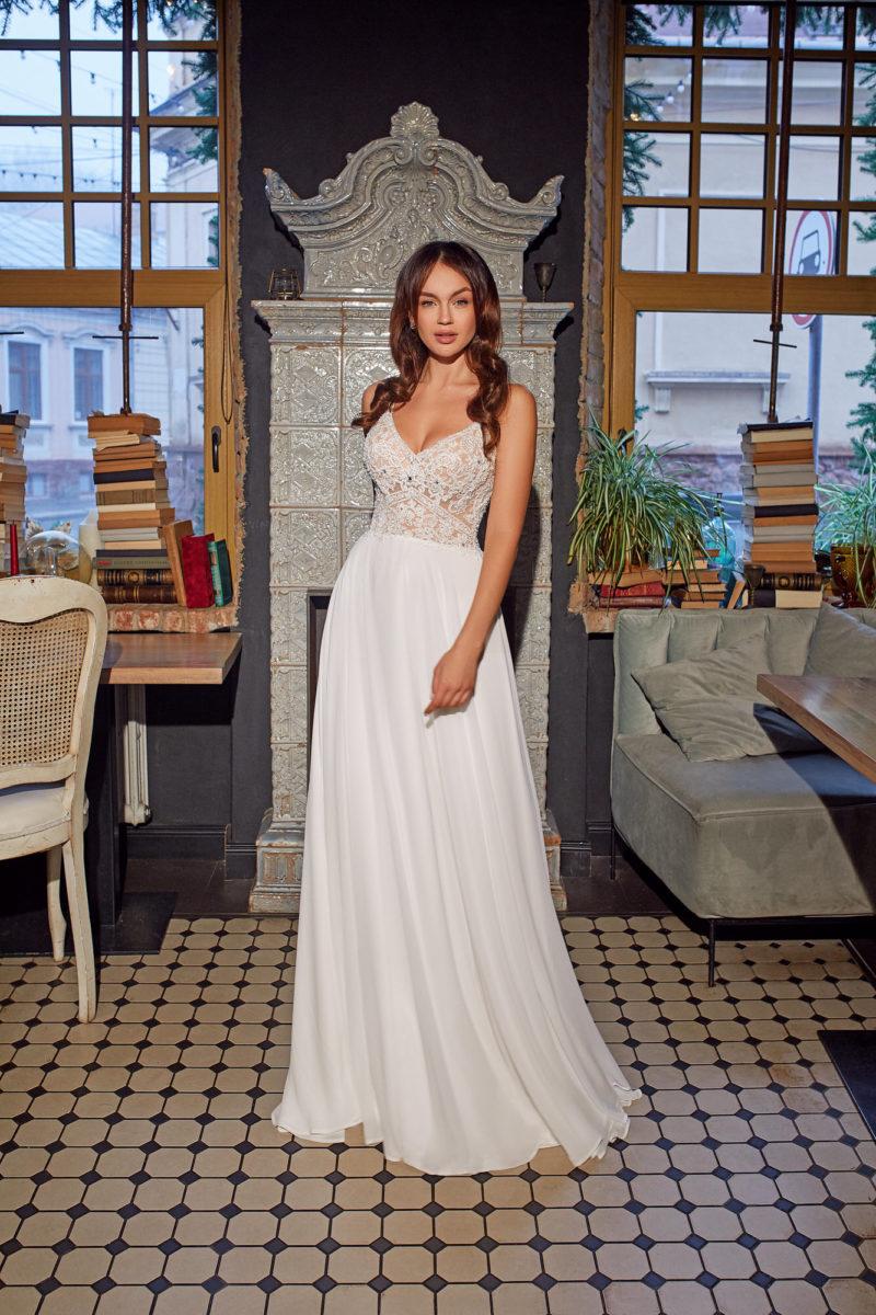 Платье в ампирном стиле