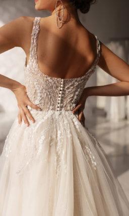 Летнее свадебное платье-трансформер