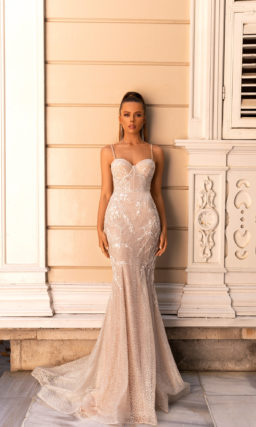 Свадебное платье русалка-трансформер